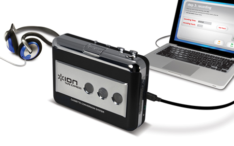 ION Tape Xpress